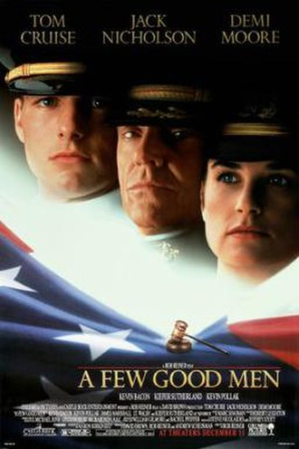 A Few Good Men - Original theatrical release poster
