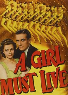 <i>A Girl Must Live</i> 1939 film by Carol Reed