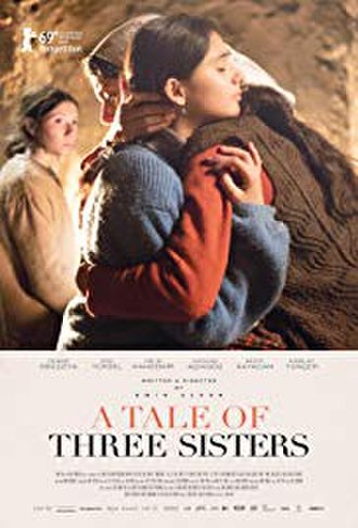 A Tale of Three Sisters - Film poster