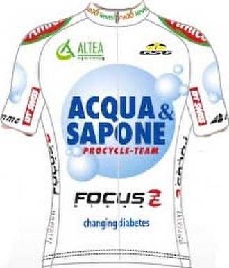 Acqua & Sapone - Image: Acqua & Sapone jersey