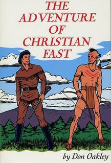 Christian Fast American pioneer