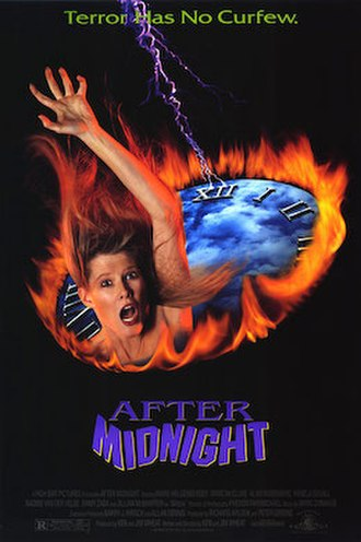 After Midnight (1989 film) - Image: Aftermidnight