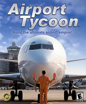 Airport Tycoon - Cover art