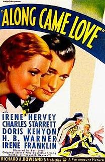<i>Along Came Love</i> 1936 film by Bert Lytell