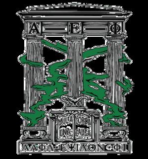Alpha Epsilon Phi North American collegiate sorority