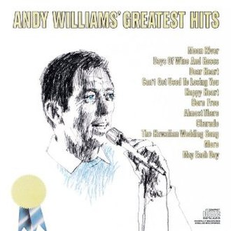 Andy Williams' Greatest Hits - Image: Andy Williams' Greatest Hits