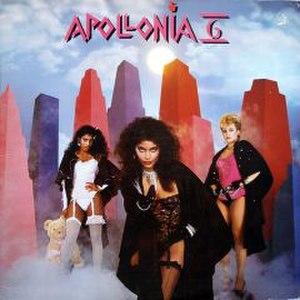 Apollonia 6 (album) - Image: Apollonia 6