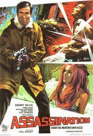 Assassination (1967 film) - Image: Assassination (1967 film)