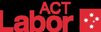 Australian Labor Party (Australian Capital Territory Branch) - Image: Australian Labor Party (ACT Branch) logo 2016