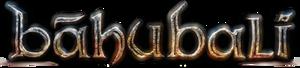 Baahubali (franchise) - Series logo
