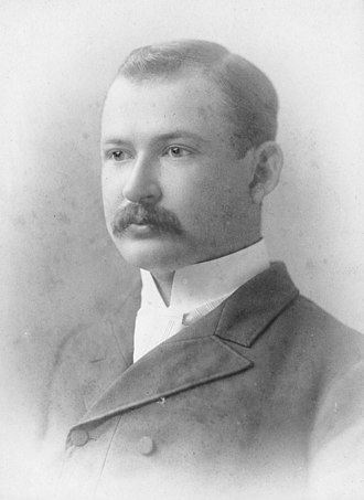History of Duke University - John Spencer Bassett in 1891
