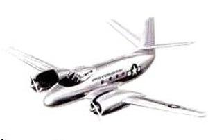 Beechcraft XT-36 - Image: Beechcraft XT 36A