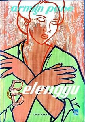 Belenggu - Cover of the 21st printing