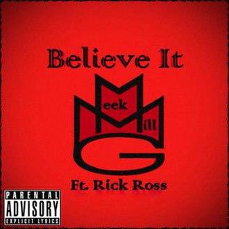 Believe It (song) - Image: Believeit