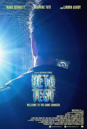 Beta Test (film) - Image: Beta Test theatrical release poster