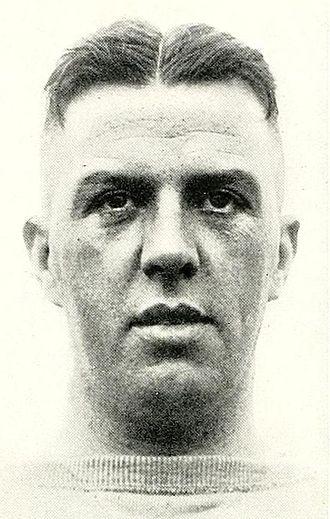 William Flynn (American football) - Flynn at Loyola in 1923