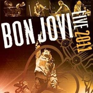 Bon Jovi Live - Image: Bj bjlad