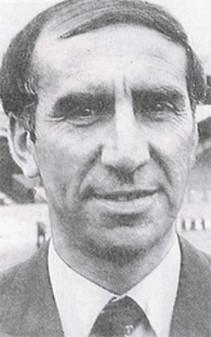 Rochdale A.F.C. - Bob Stokoe managed the team from 1967–1968 and 1979–1980