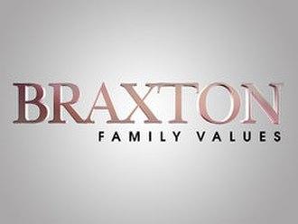 Braxton Family Values - Image: Braxtons Family Values Logo