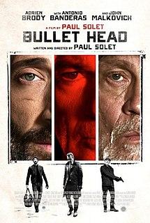 <i>Bullet Head</i> 2017 American film