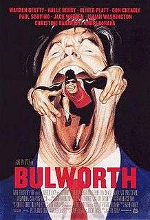 <i>Bulworth</i> 1998 film by Warren Beatty