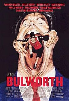 Bulworth affiche