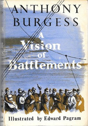 A Vision of Battlements - First edition