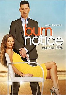 <i>Burn Notice</i> (season 5)
