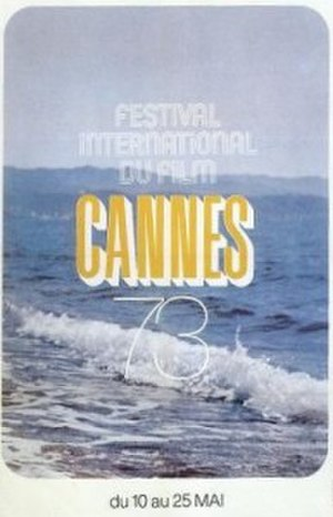 1973 Cannes Film Festival - Image: CFF73poster