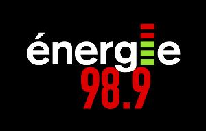 CHIK-FM - CHIK's last logo as an Énergie station.