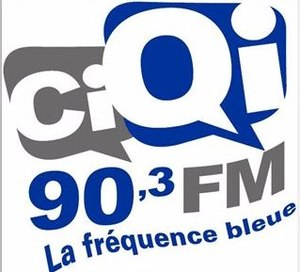 CIQI-FM - Image: CIQI Ci Qi 90.3fm logo