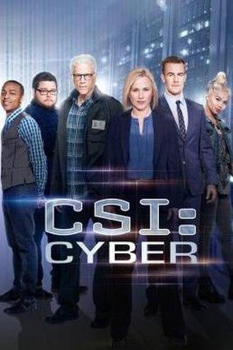 CSI: Cyber (season 2) - Season 2 U.S. DVD cover