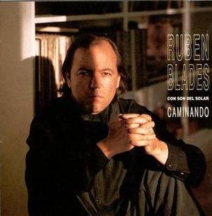 Caminando (album) - Image: Caminando (Rubén Blades album)