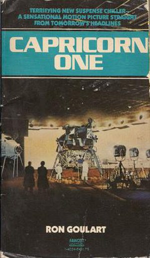 Capricorn One - Image: Capricorn One US Cover