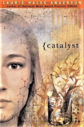 Catalyst (novel) - First edition cover