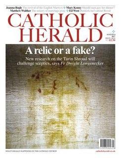 <i>The Catholic Herald</i> newspaper