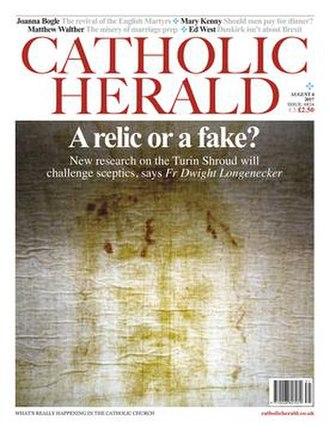 The Catholic Herald - Catholic Herald magazine (4 August 2017)