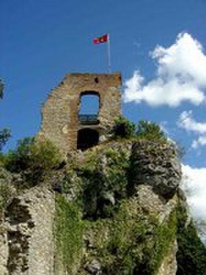 Sundgau - Château de Ferrette