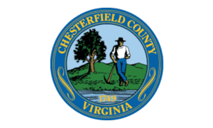 Chesterfield County, Virginia - Image: Chesterfield County Flag