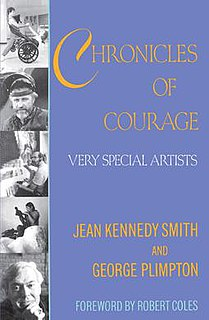 <i>Chronicles of Courage: Very Special Artists</i>