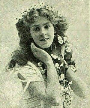 Cicely Courtneidge - In The Arcadians, 1909