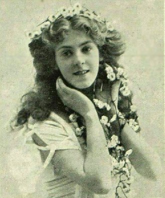 Cicely Courtneidge - In The Arcadians, 1909