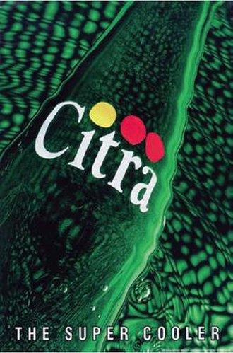 Citra (drink) - Image: Citra India