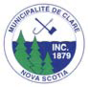 Municipality of the District of Clare - Image: Clare NS seal