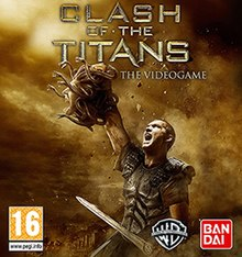 Clash of the Titans (video game) cover art.jpg