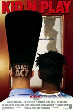 Class Act - Theatrical release poster
