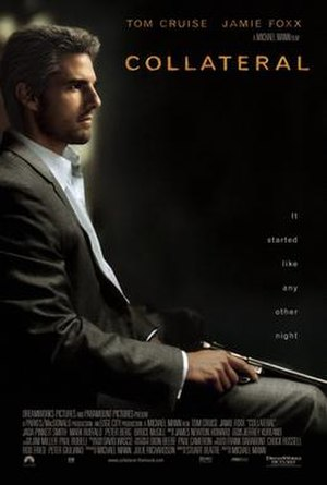 Collateral (film) - Theatrical release poster