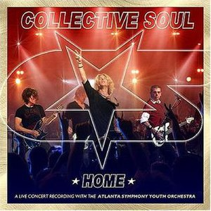 Home (Collective Soul album) - Image: Collective Soul Home
