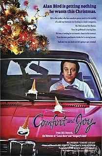 <i>Comfort and Joy</i> (1984 film) 1984 Scottish film