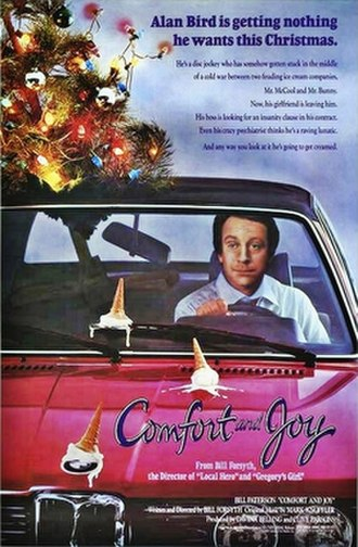 Comfort and Joy (1984 film) - Theatrical release poster